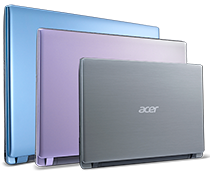 Acer Aspire V5 series