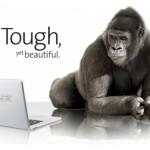 Най-тънкият лаптоп, на който можете да режете и ябълки.