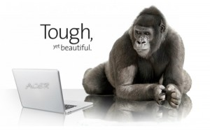 Acer - Gorilla Glass