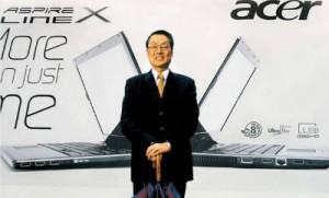 Acer Stan Shih